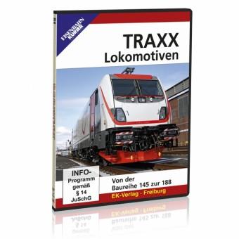 EK-Verlag 8456 DVD - TRAXX-Lokomotiven