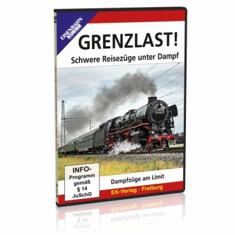 EK-Verlag 8474 DVD - GRENZLAST!
