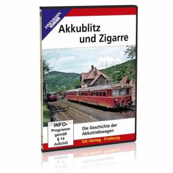 EK-Verlag 8484 DVD - Akkublitz und Zigarre
