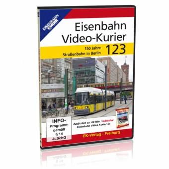 EK-Verlag 8523 150 Jahre Straßenbahn in Berlin