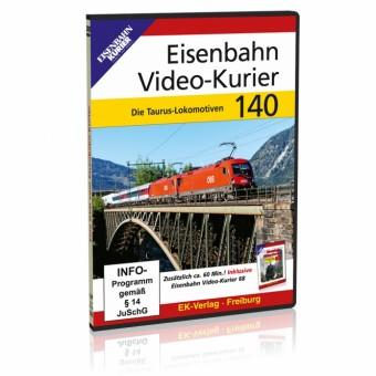 EK-Verlag 8540 Die Taurus-Lokomotiven