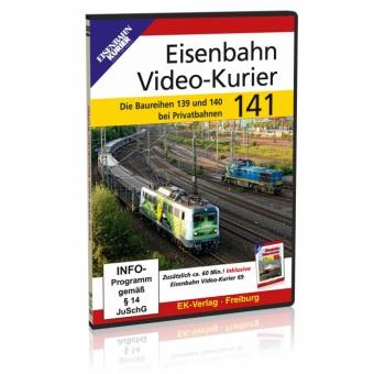 EK-Verlag 8541 Die BR139 und 140 bei Privatbahnen