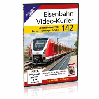 EK-Verlag 8542 Generationswechsel Hamburger S-Bahn