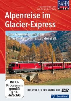 GeraMond 31502 Alpenreise im Glacier Express