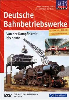 GeraMond 31508 Deutsche Bahnbetriebswerke