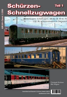 Kiruba 201001 Schürzen-Schnellzugwagen Teil 1