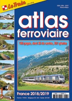 Le Train AF2018 Atlas Ferroviare France 2018-2019