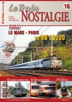 Le Train NOS16 Le Train Nostalgie 16