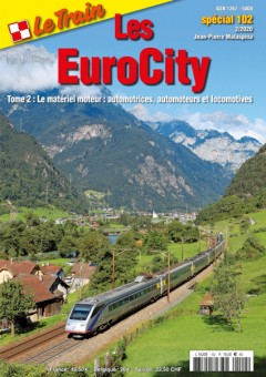Le Train SP102 Les Eurocity - Tome 2