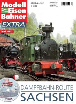 MEB 911401 DB Klassiker Dampfbahnroute Sachsen