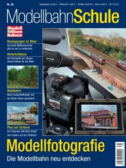 MEB 920038 Modellbahn Schule 38 - Modellfotografie