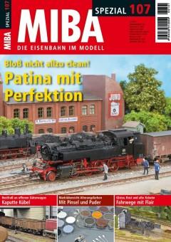 MIBA 10716 Spezial 107 - Patina mit Perfektion