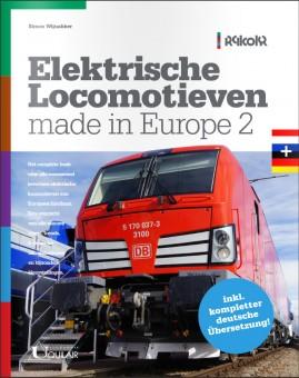 Uitgeverij Uquilair 11007 Elektrische Locomotieve made in Europe 2