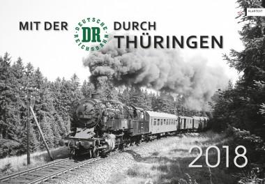 VGB 581720 Mit der DR durch Thüringen 2018
