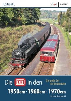VGB 601501 Die DB in den 50ern + 60ern + 70ern