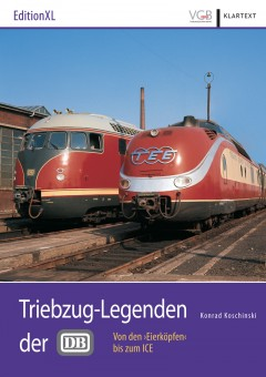 VGB 601603 Triebzug-Legenden der DB