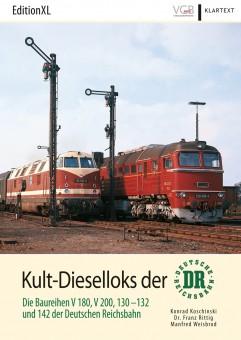 VGB 601801 Kult-Dieselloks der Deutschen Reichsbahn