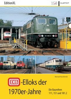 VGB 601902 DB-Elloks der 1970er-Jahre