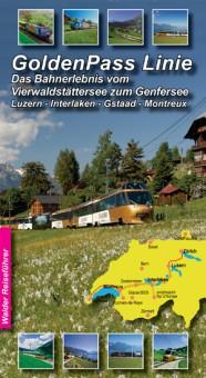 Walder BRF137 Reiseführer GoldenPass Linie