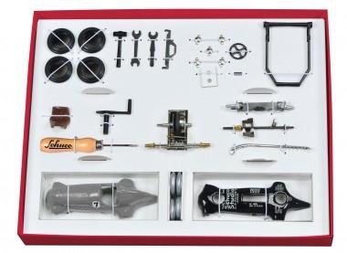 Schuco 450163300 Montage-Grand-Prix Studio I #7