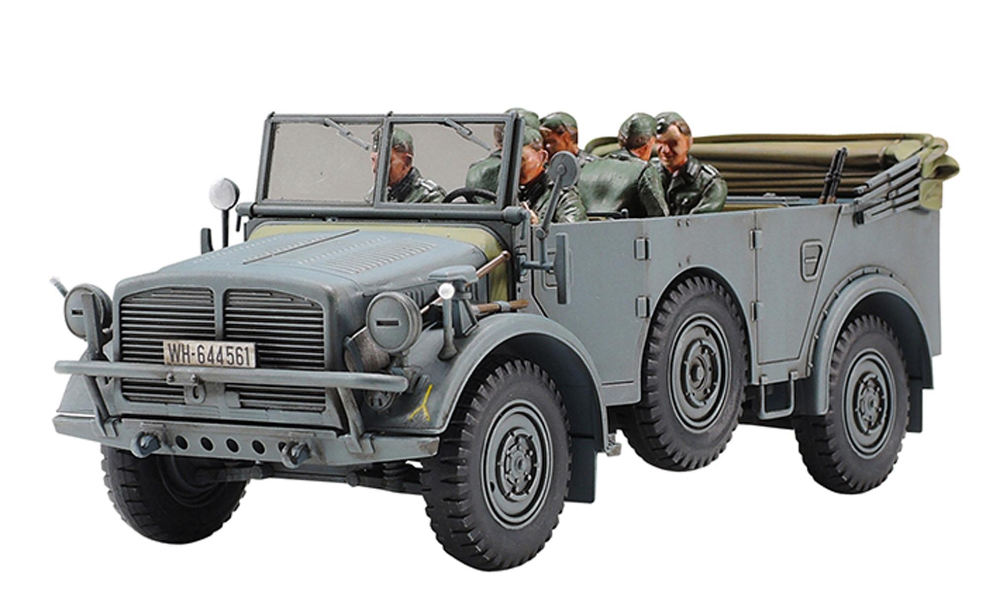 tamiya 32586 deutscher horch typ 1a 4x4 gel ndewagen. Black Bedroom Furniture Sets. Home Design Ideas