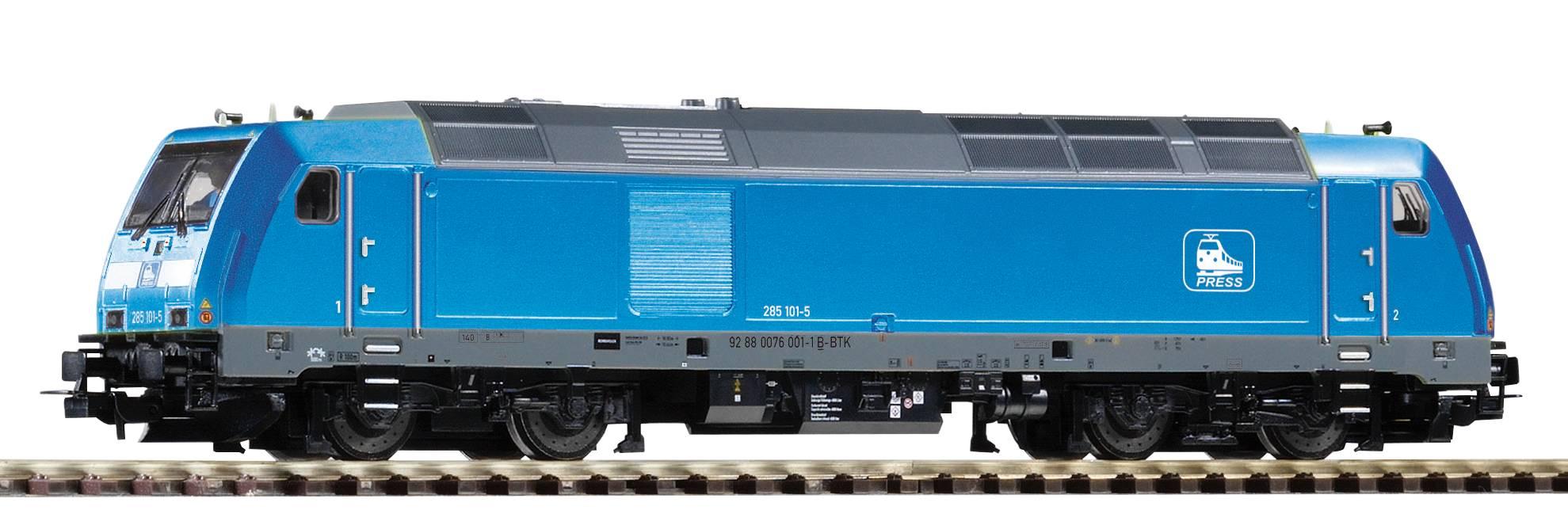 Piko 57342 Press Diesellok Br 285 Ep6 Ac Menzels Lokschuppen