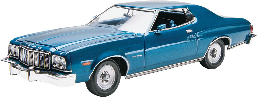 Monogram 14412 \'76 Ford Gran Torino