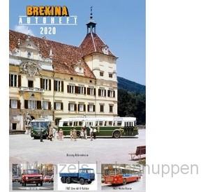 Neu Brekina 12218 Brekina-Autoheft 2019