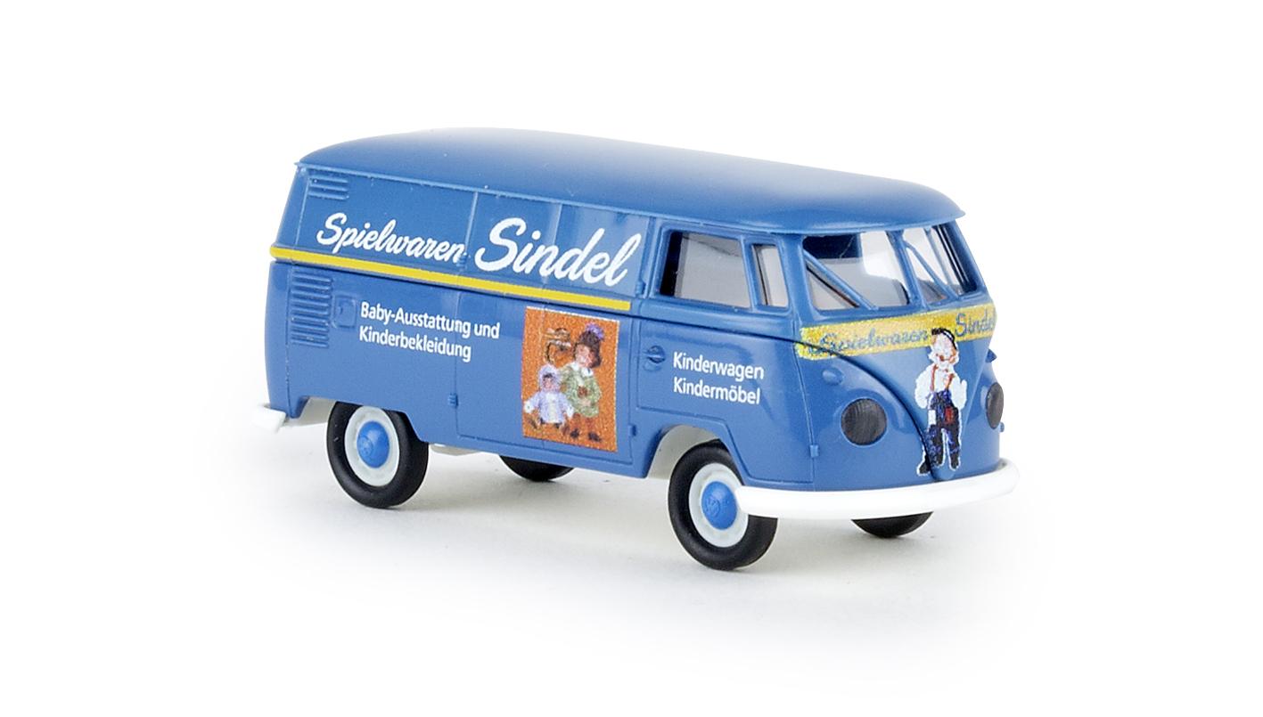 d6aa39c1f2f1c9 Brekina 32706 VW T1/2b Kasten Spielwaren Sindel | Menzels ...