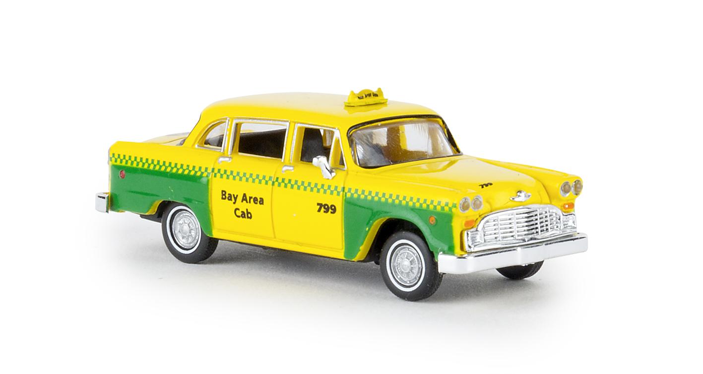 meet 0ac5f 8e069 Brekina 58926 Checker Cab Natick