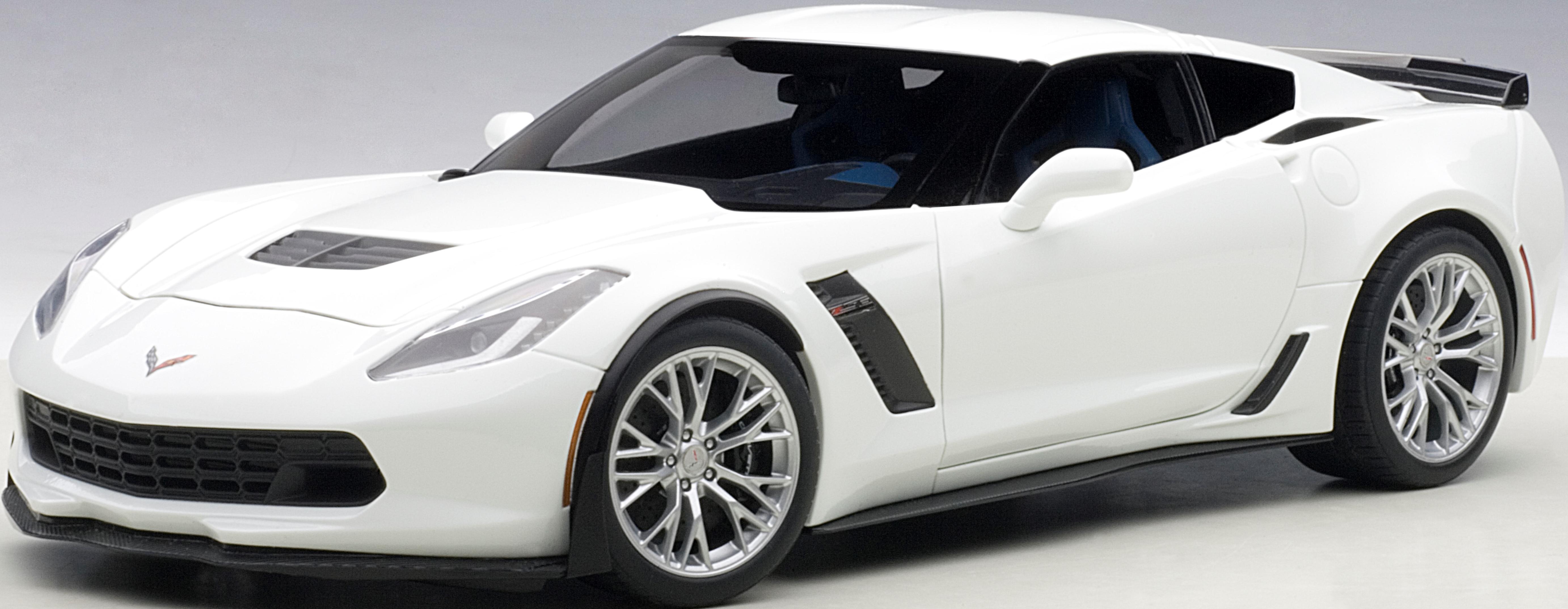 autoart 71261 chevrolet corvette c7 z06 wei menzels. Black Bedroom Furniture Sets. Home Design Ideas