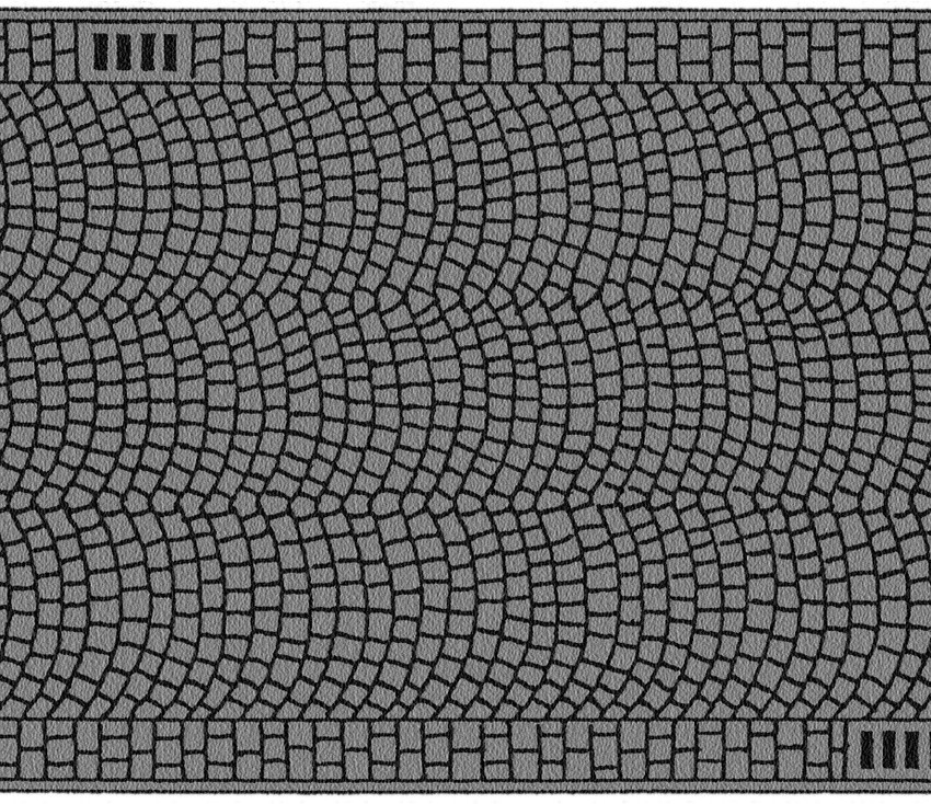 noch 48592 kopfsteinpflaster menzels lokschuppen onlineshop. Black Bedroom Furniture Sets. Home Design Ideas