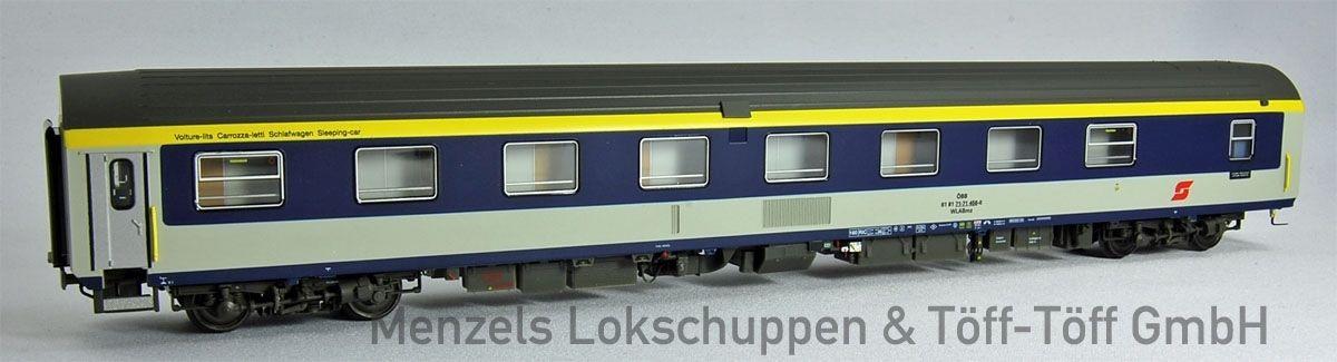 Ls Models 47080 öbb Schlafwagen Ep5 Menzels Lokschuppen Onlineshop
