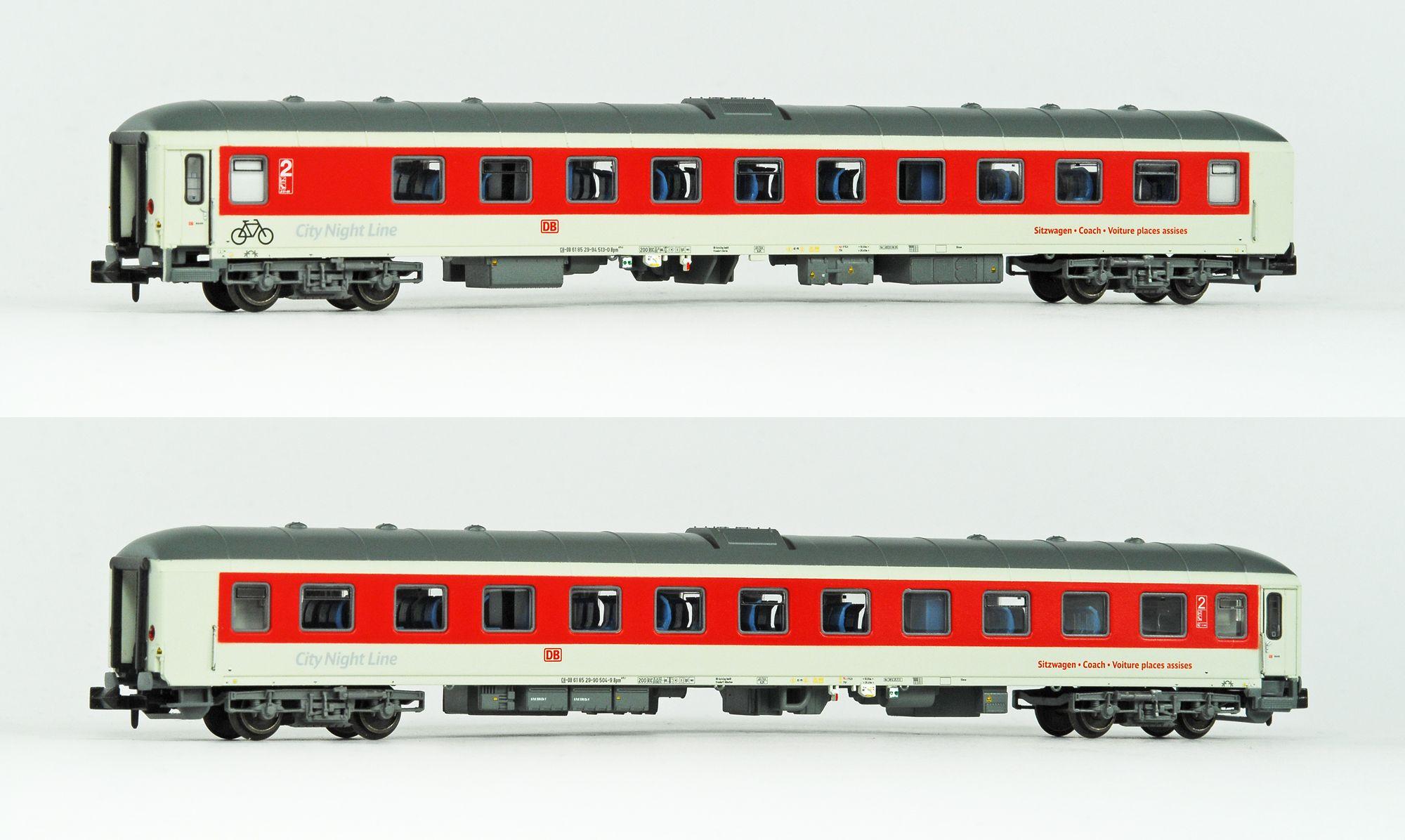 Ls Models 79046 Dbag Cnl Nachtzugwagen Set 2 Tlg Ep6 Menzels