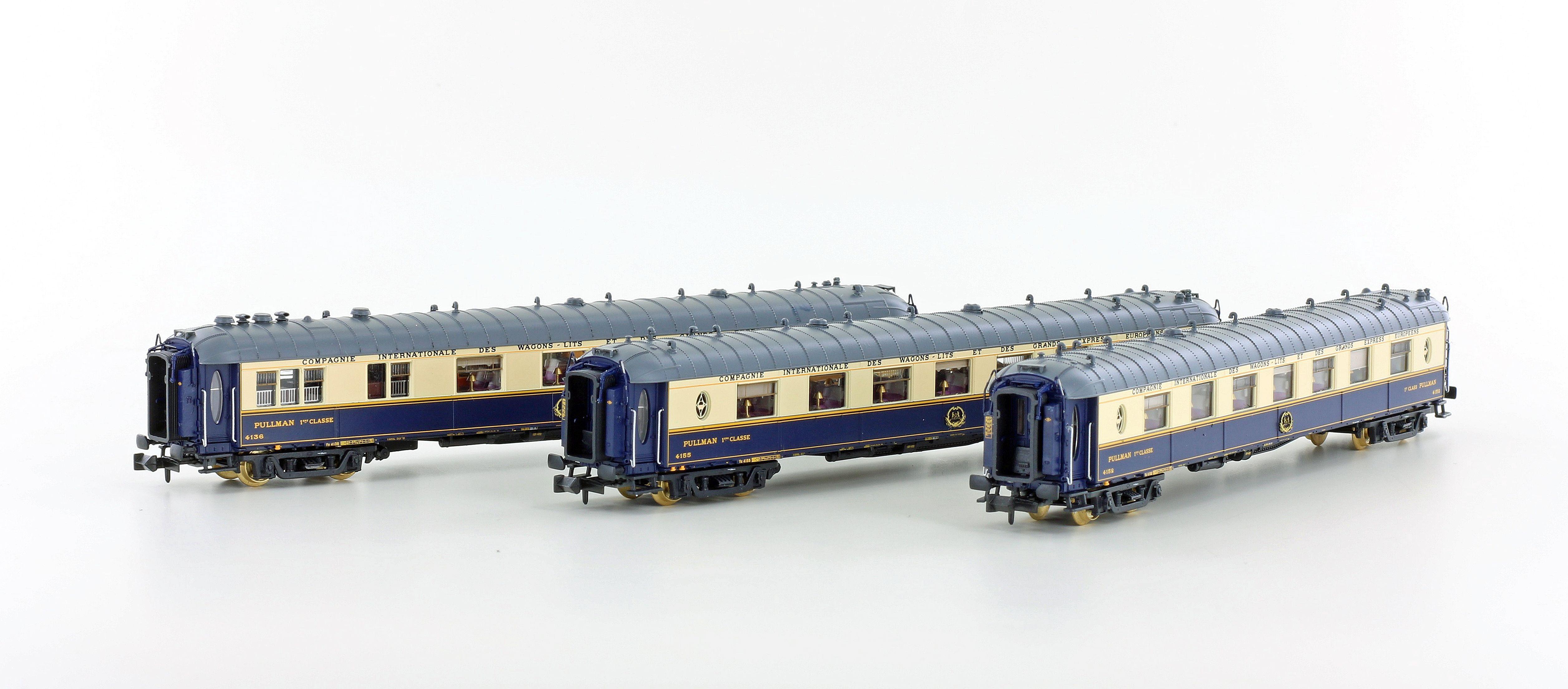 Ls Models 79173 Ciwl Personenwagen Set 3 Tlg Ep3a Menzels