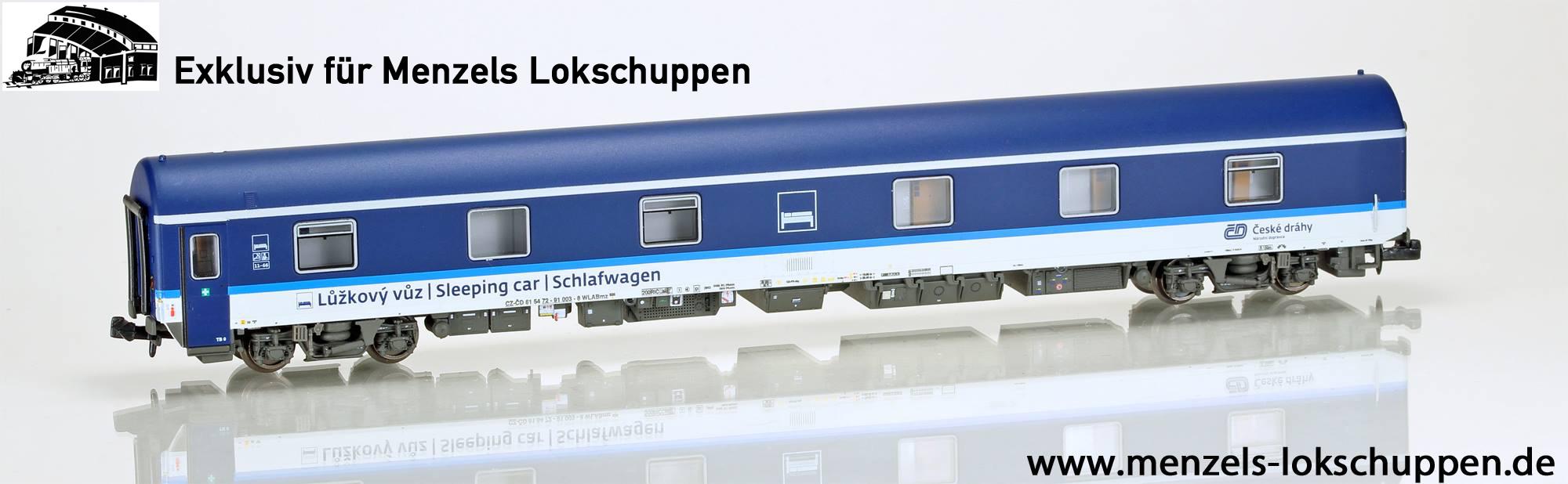 Ls Models 98152 Cd Schlafwagen Ep6 Menzels Lokschuppen Onlineshop