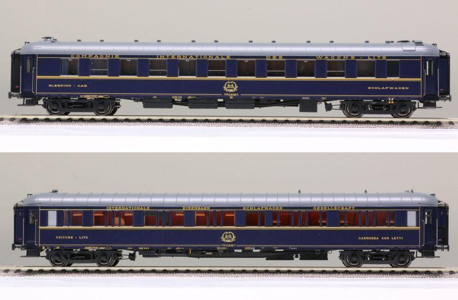 Ls Models 99101 Ciwl Schlafwagen Set 2 Tlg Ep4 Menzels