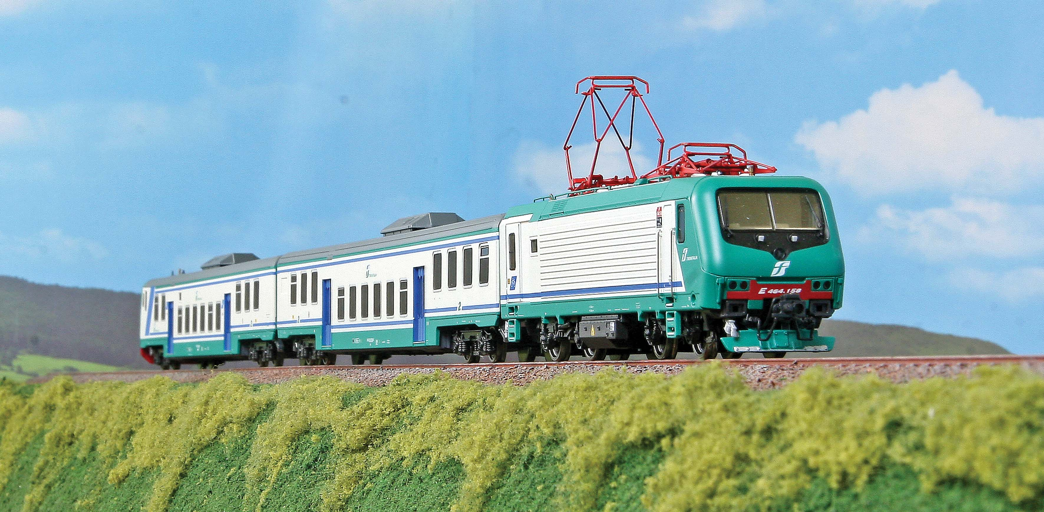 Acme 70110 Fs Personenzug 3 Tlg Ep 6 Menzels Lokschuppen