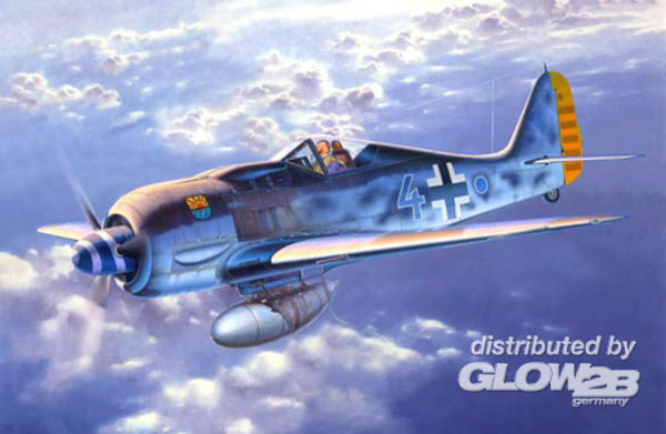 Glow2B 9385203005 Fw-190A-8 Rammjager   Menzels ...  Glow2B 93852030...