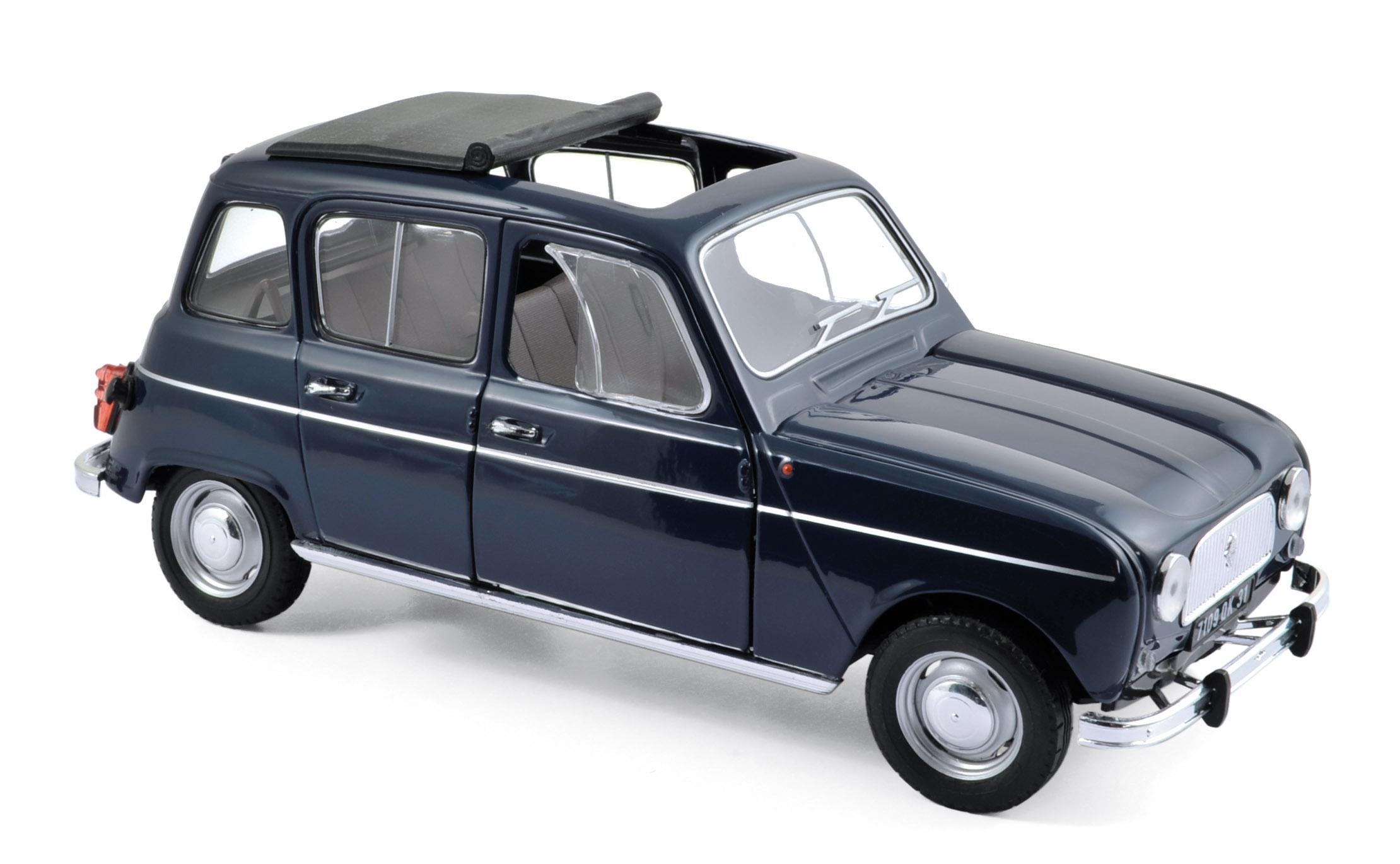 norev 185241 renault r4 blau 1965 menzels lokschuppen onlineshop. Black Bedroom Furniture Sets. Home Design Ideas