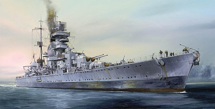 Bilderesultat for Kreuzer Prinz Eugen