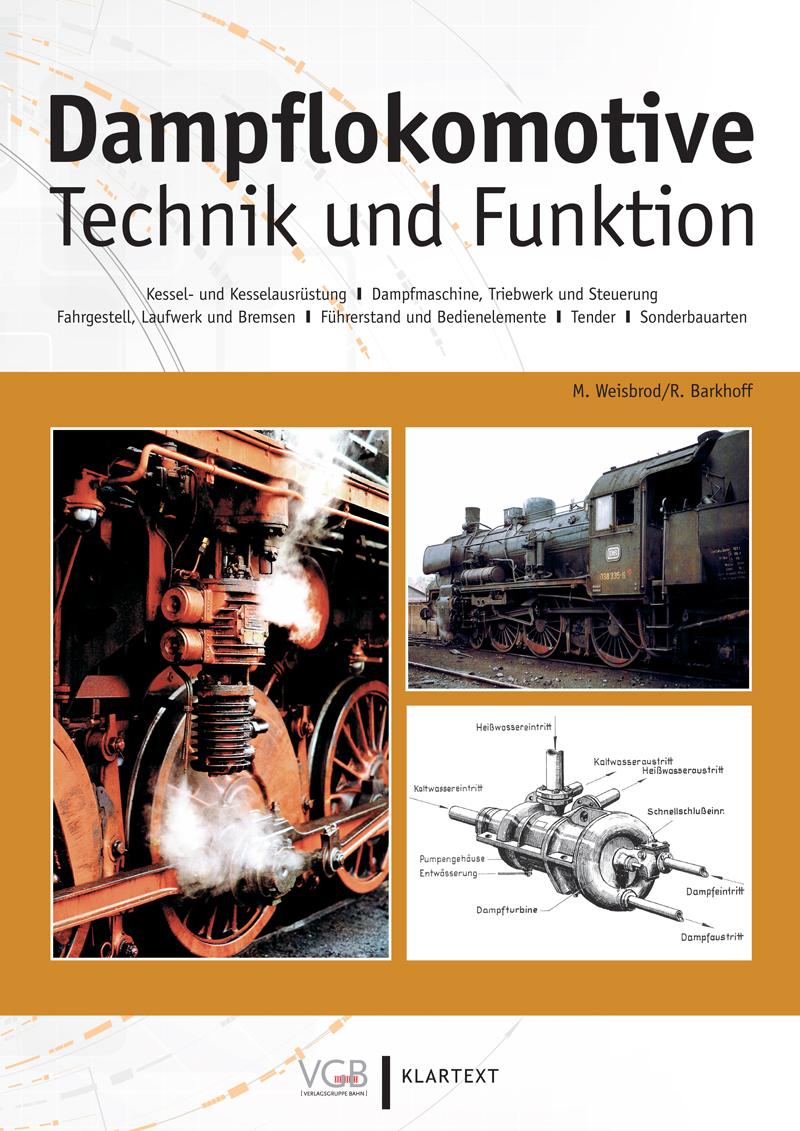 VGB 581633 Dampflokomotive - Technik und Funktion | Menzels ...