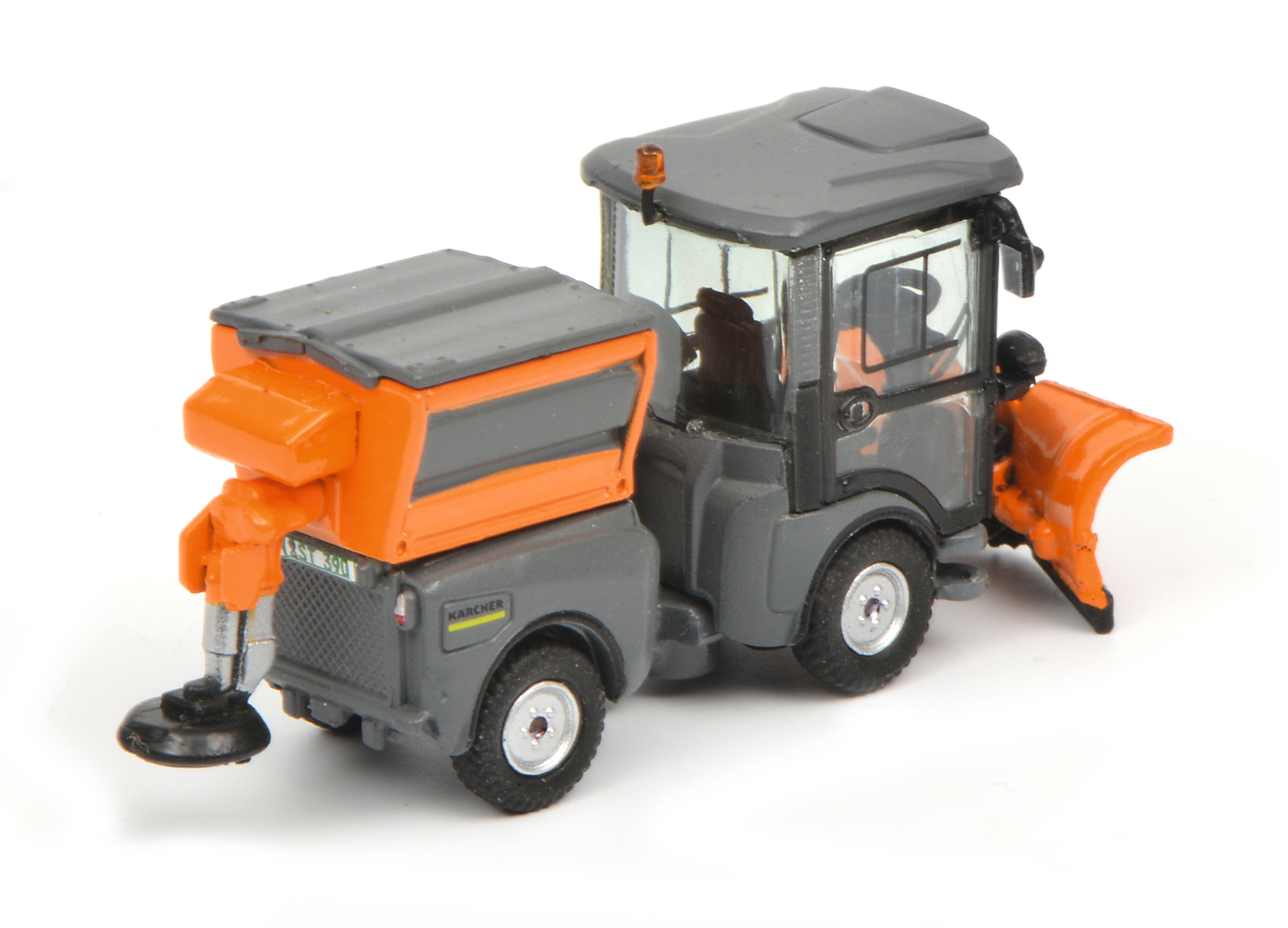 Kärcher MC 130 Winterdienst 452628900 Art.-Nr Schuco Modell H0 1:87