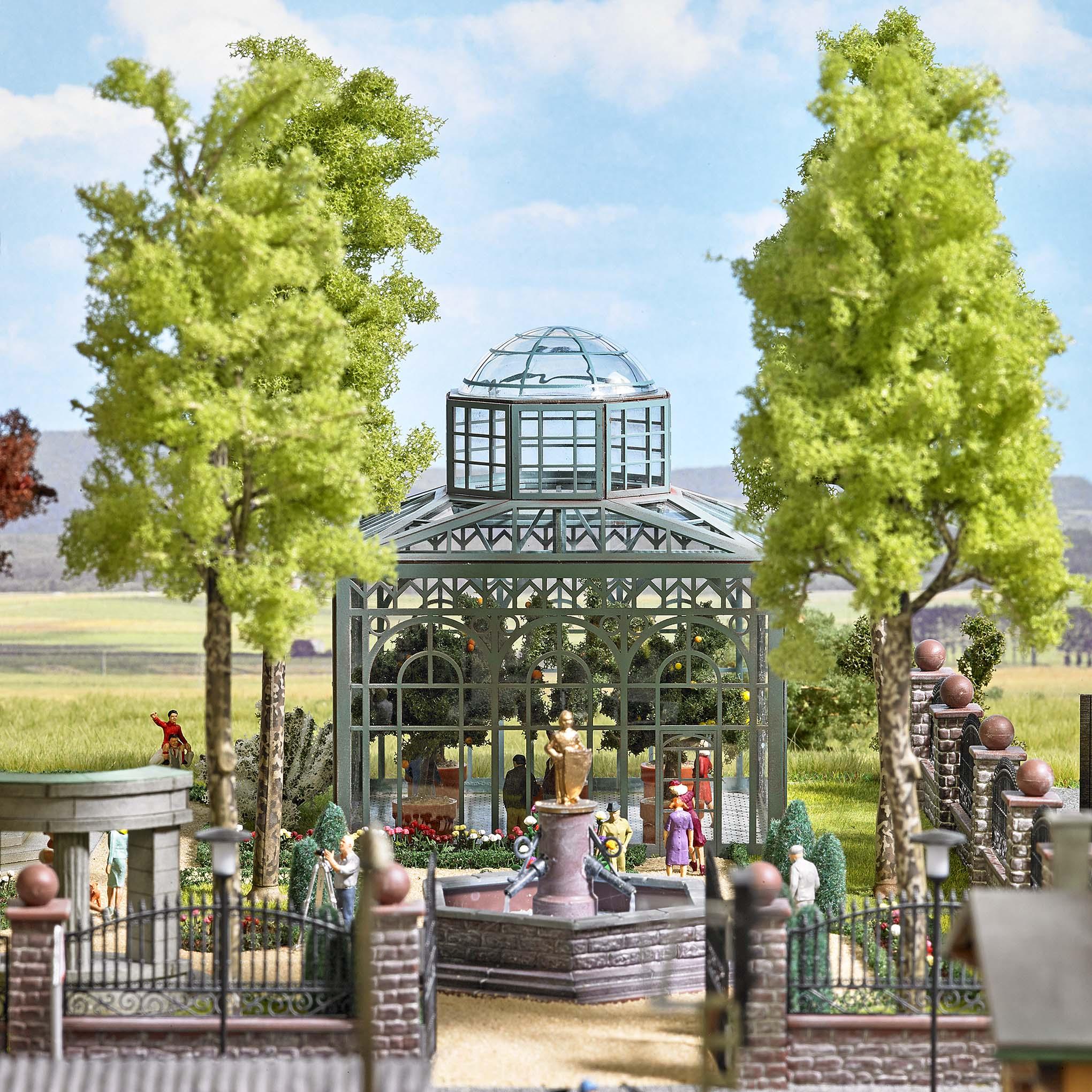busch 1579 orangerie menzels lokschuppen onlineshop. Black Bedroom Furniture Sets. Home Design Ideas