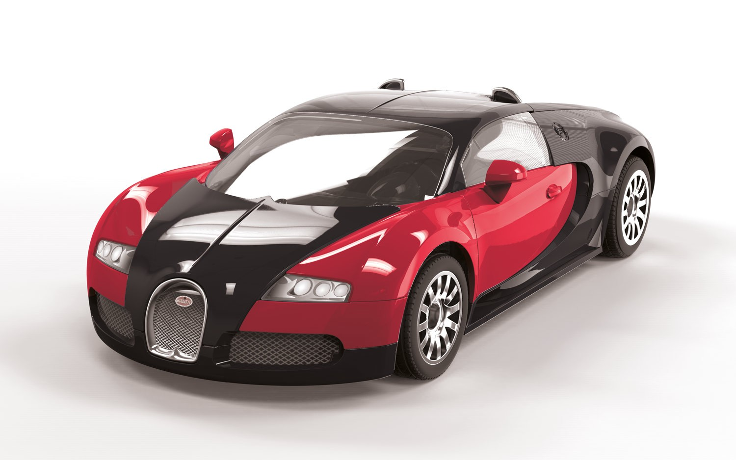 airfix j6020 bugatti veyron quick build menzels lokschuppen onlineshop. Black Bedroom Furniture Sets. Home Design Ideas